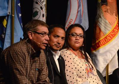 2014 Tribal Leader Summit