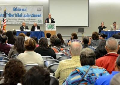 2012 Tribal Leader Summit